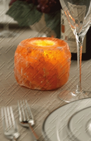 himalayan salt candle holder 01