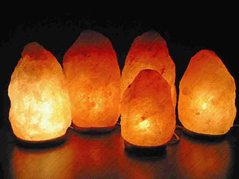 Natural Salt Lamp | SALTROCKPK