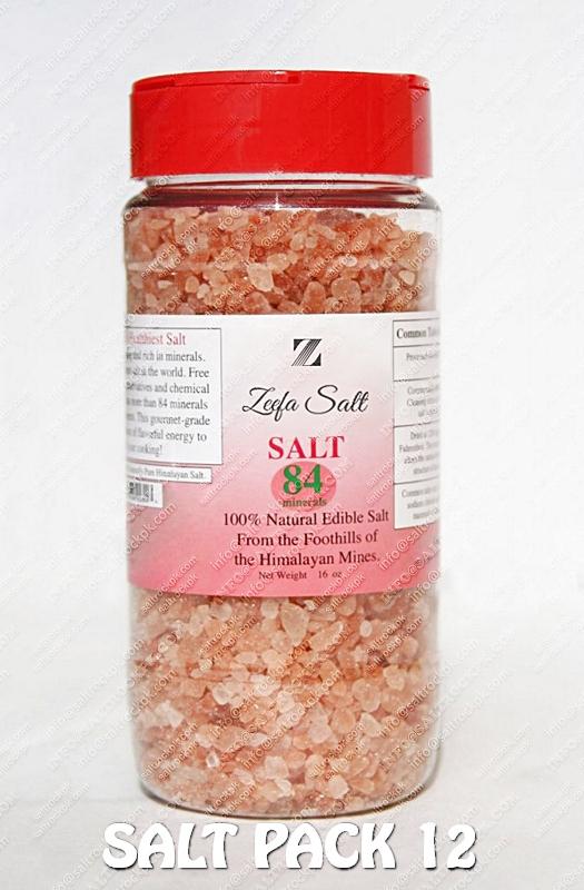 SALT PACK 12