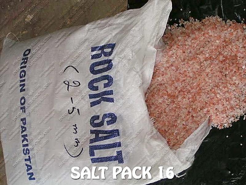 SALT PACK 16