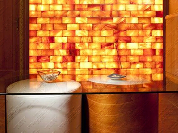 Salt Tiles Bricks Blocks Construction Saltrockpk